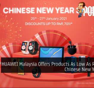 HUAWEI Malaysia Offers Products As Low As RM8 This Chinese New Year Sale 22