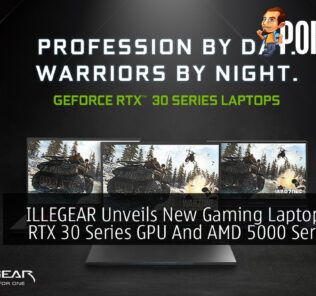 ILLEGEAR Unveils New Gaming Laptops With RTX 30 Series GPU And AMD 5000 Series CPU 43