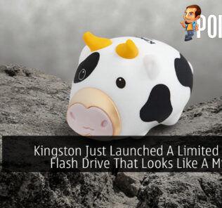 Kingston Mini Cow USB Flash Drive Cover