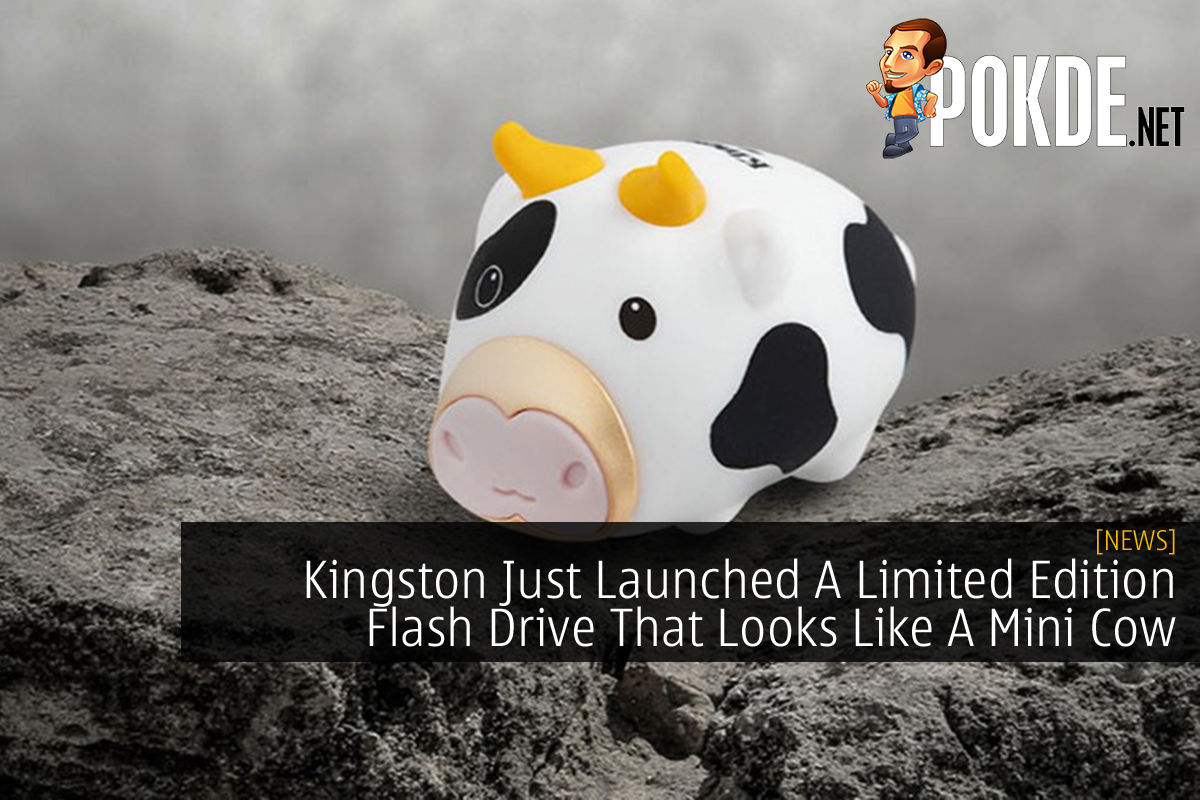 Kingston Mini Cow USB Flash Drive Cover