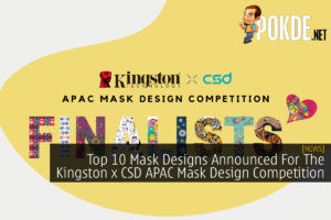 Kingston x CSD APAC Mask Design Competition cover