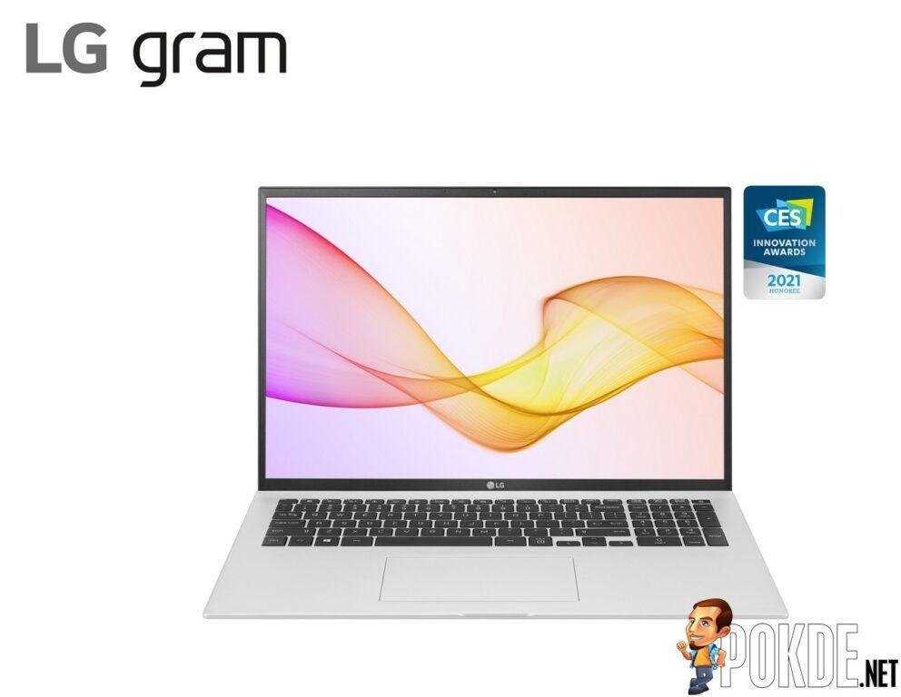 CES 2021: New LG Gram Laptops Feature Large 16:10 Aspect Ratio Screens 25