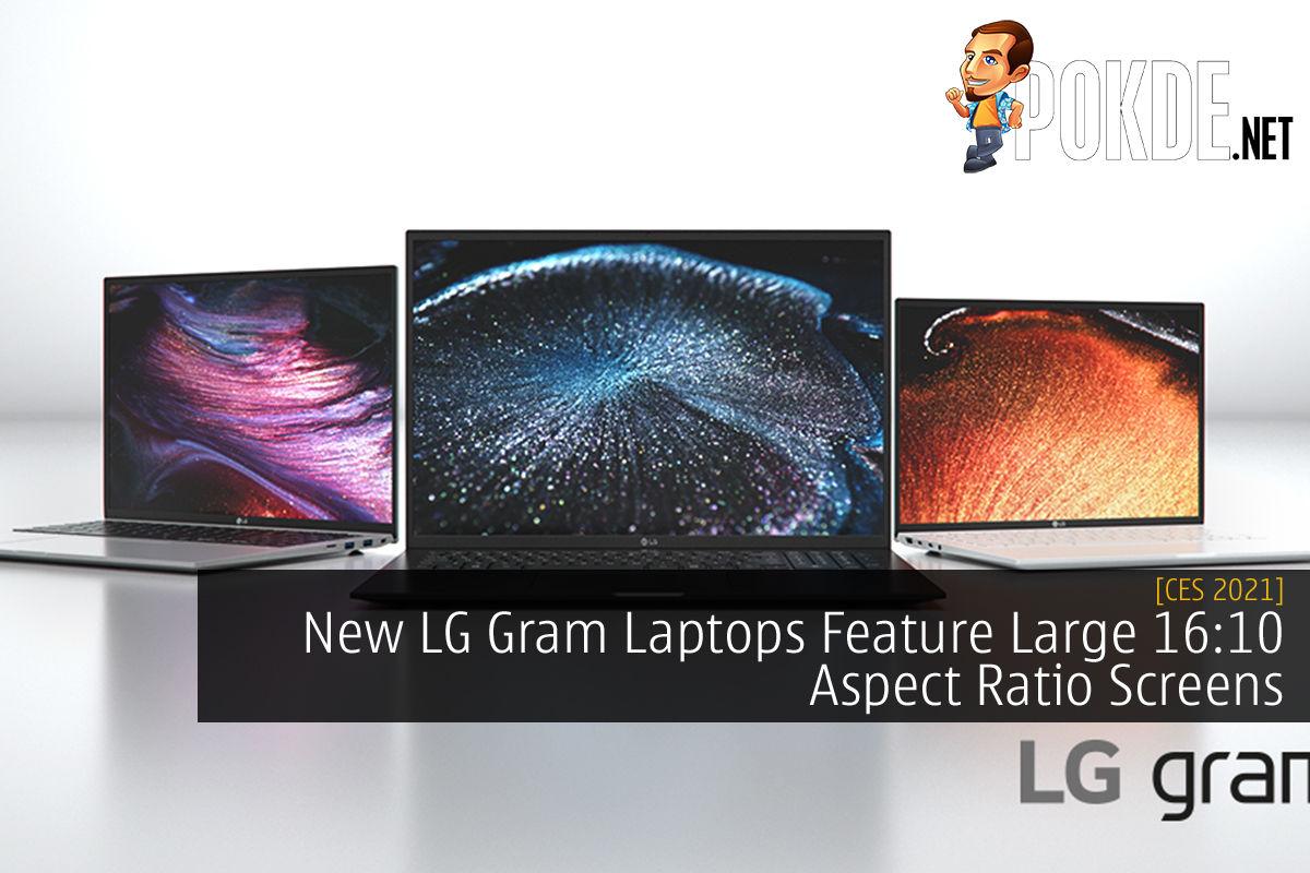 LG gram laptops cover