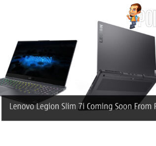 Lenovo Legion Slim 7i Coming Soon From RM7,599 37