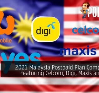 Malaysia Postpaid Plan Cover Celcom Digi Maxis U Mobile Yes