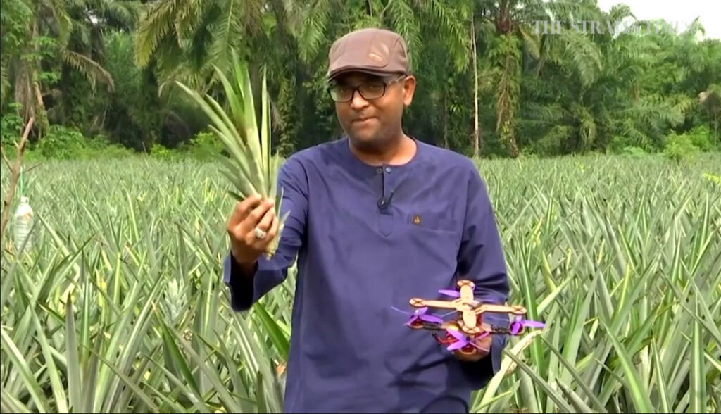 Malaysians Are Making Disposable Drone Parts From Pineapple Leaves 24