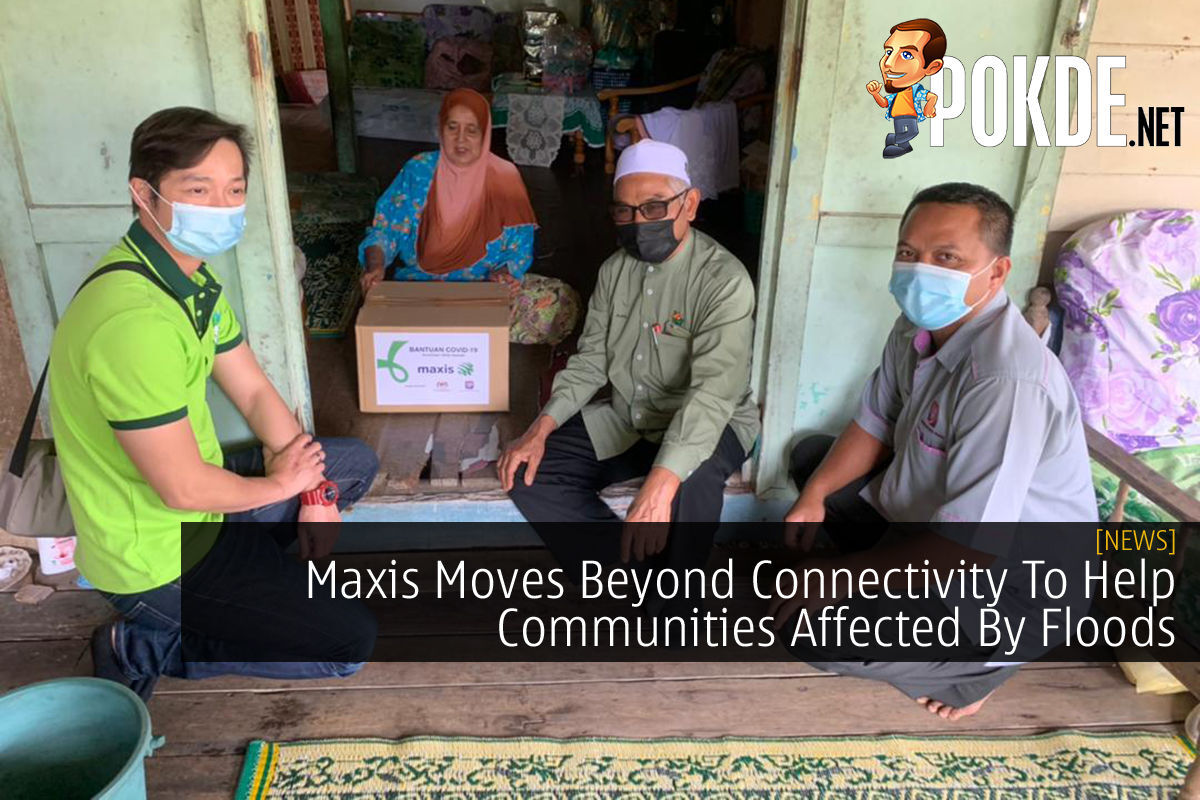 Maxis Helps East Coast Flood Victims cover