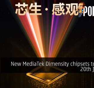 MediaTek Dimensity chipset 20th january cover