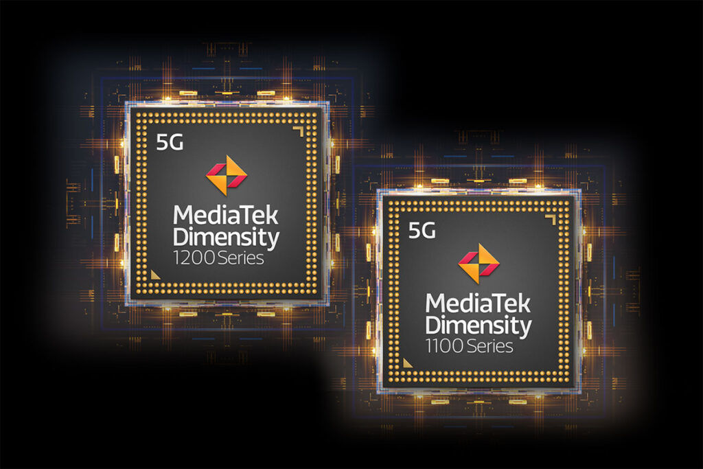Mediatek dimensity 1200 dimensity 1100 chipset