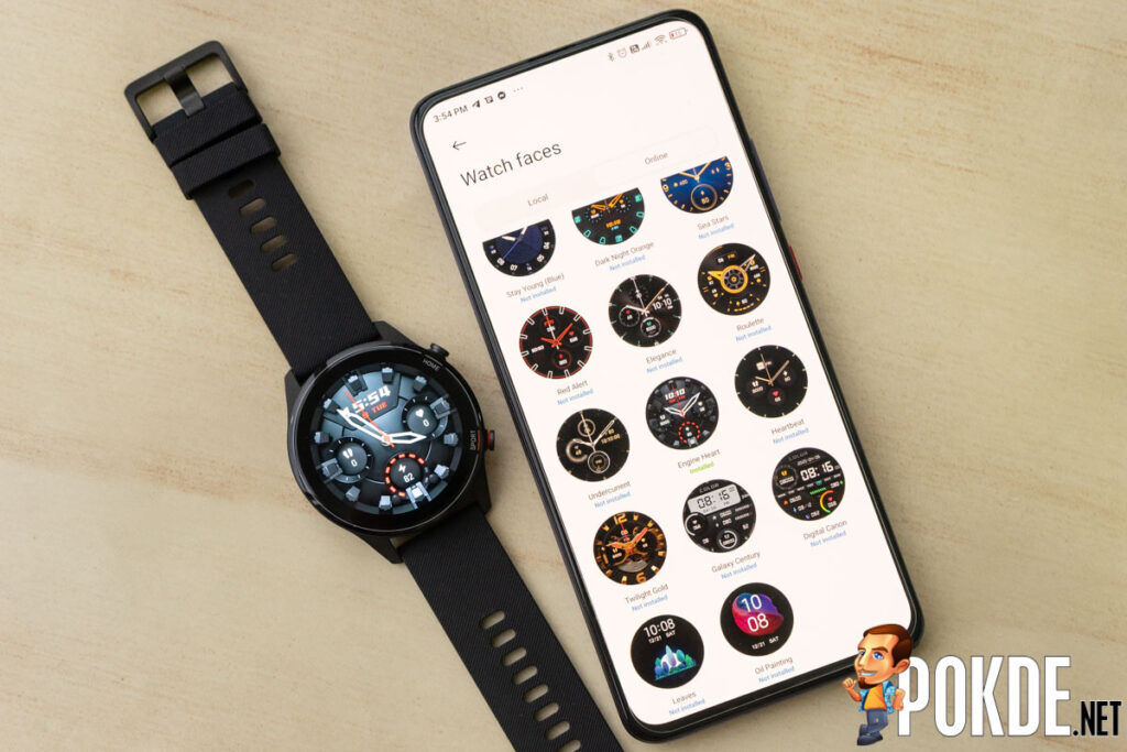 Mi Watch Review-16