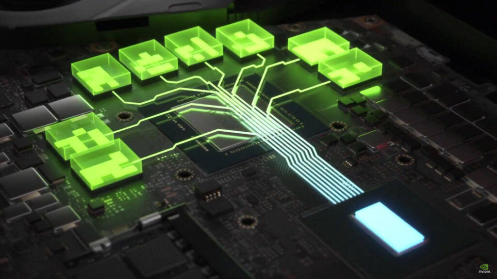 NVIDIA GeForce RTX 30 series laptop Resizable BAR