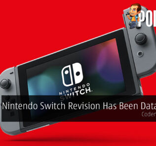 Nintendo Switch Revision Codenamed Aula cover