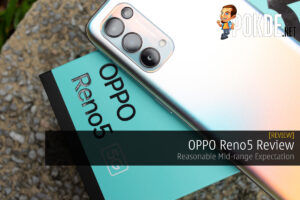 OPPO Reno5 Review — Reasonable Mid-range Expectation 33