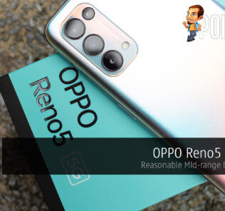OPPO Reno5 Review — Reasonable Mid-range Expectation 80