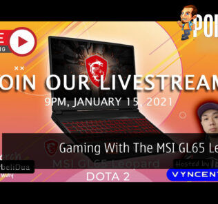 PokdeLIVE 88 — Gaming With The MSI GL65 Leopard! 25
