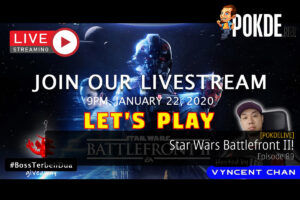 PokdeLIVE 89 — Star Wars Battlefront II! 50