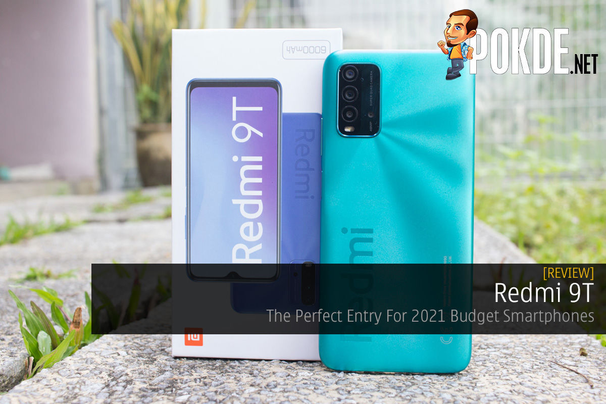 Redmi 9T Review — The Perfect Entry For 2021 Budget Smartphones 9