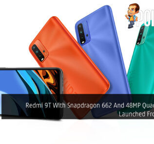 Redmi 9T With Snapdragon 662 And 48MP Quad Cameras Launched From RM599 35