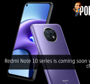 Redmi Note 10 series no charger cover