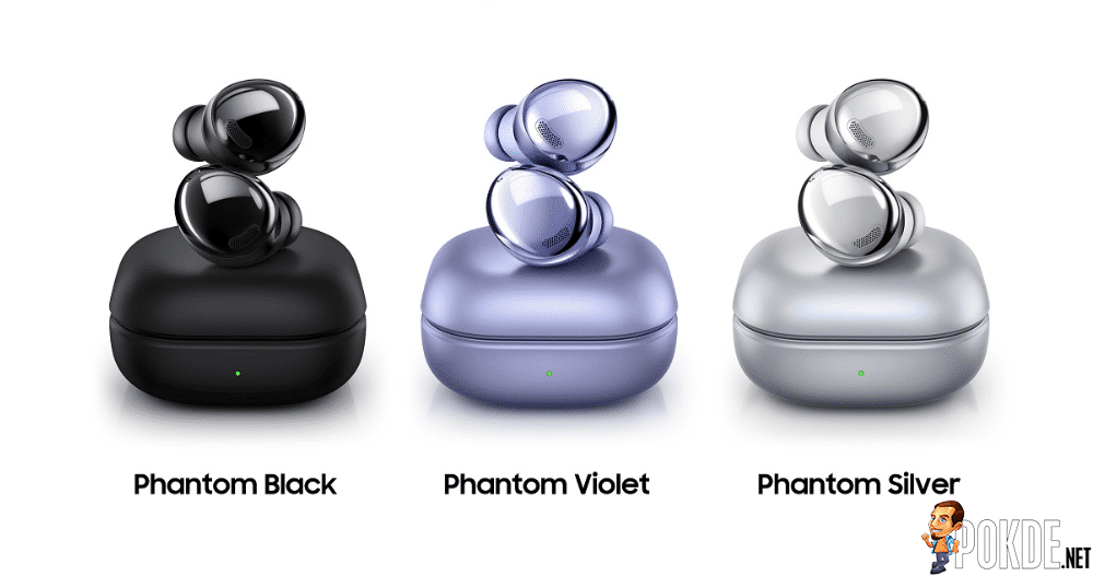 Samsung Galaxy Buds Pro colours