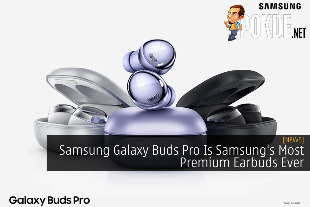 Samsung Galaxy Buds Pro cover