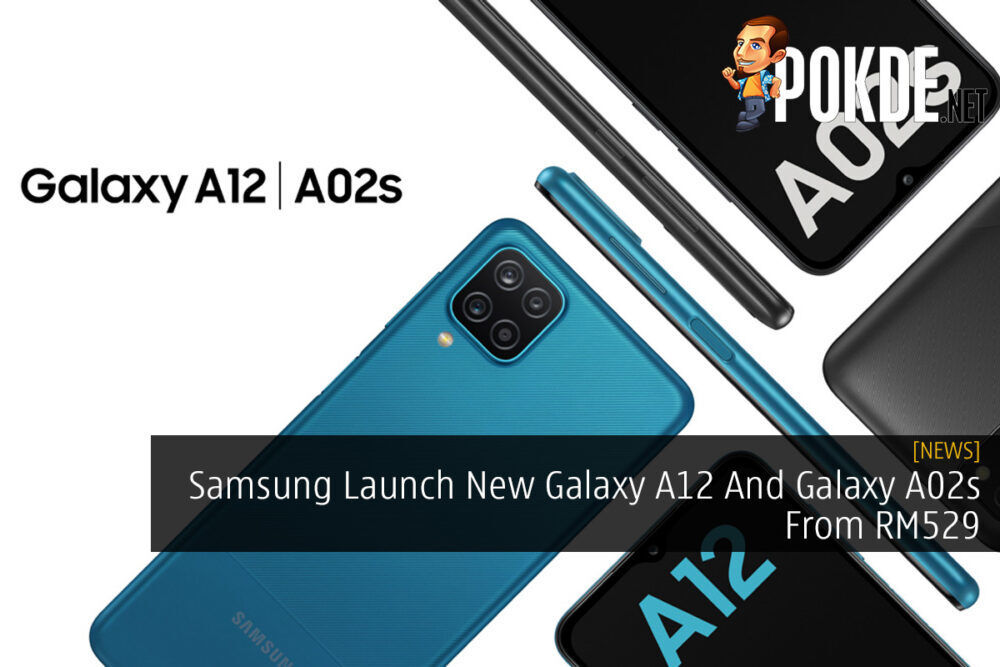 Samsung Launch New Galaxy A12 And Galaxy A02s From RM529 23