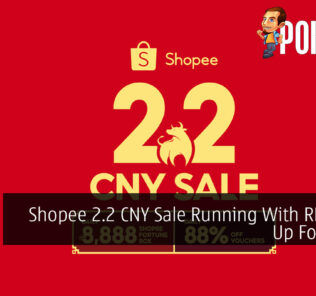 Shopee 2.2 CNY Sale Running With RM8,888 Up For Grabs 23