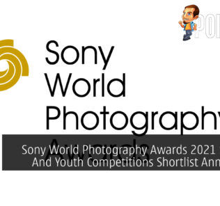 Sony World Photography Awards 2021 cover