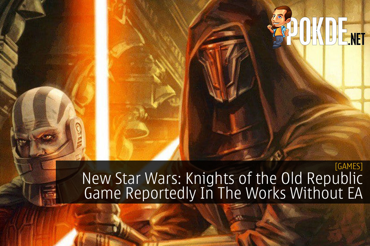 New Star Wars: Knights of the Old Republic Game Reportedly In The Works Without EA 8