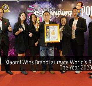 Xiaomi Wins BrandLaureate World's Brand Of The Year 2020 Award 29