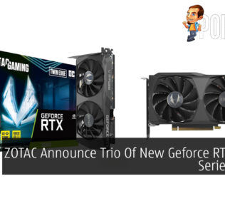ZOTAC Announce Trio Of New Geforce RTX 3060 Series Cards 25