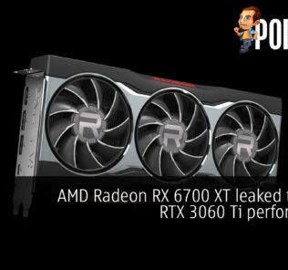 amd radeon rx 6700 xt leak cover