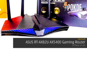 ASUS RT-AX82U AX5400 Review – A piece of art gaming router 33
