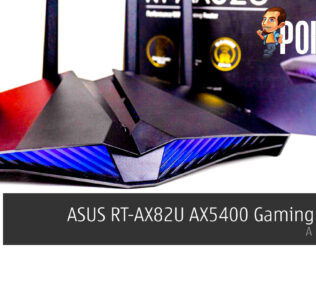 ASUS RT-AX82U AX5400 Review – A piece of art gaming router 52