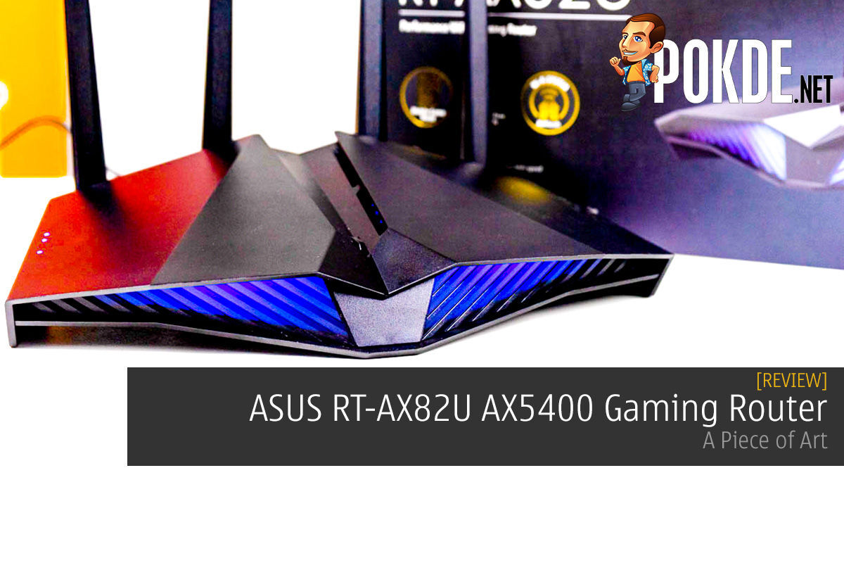 ASUS RT-AX82U AX5400 Review – A piece of art gaming router 15