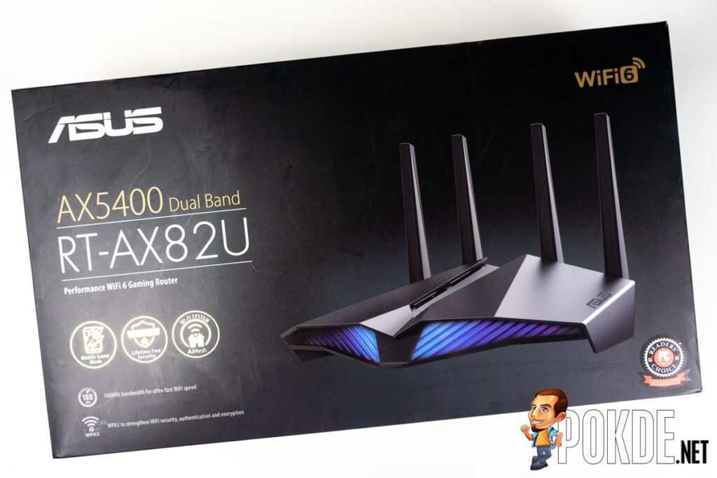 ASUS RT-AX82U AX5400 Review – A piece of art gaming router 20