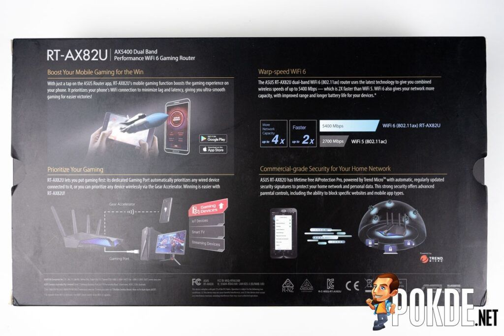 ASUS RT-AX82U AX5400 Review – A piece of art gaming router 21