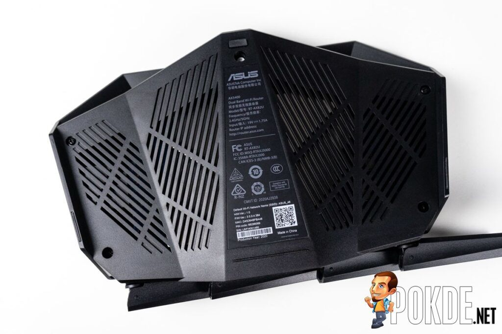 ASUS RT-AX82U AX5400 Review – A piece of art gaming router 26