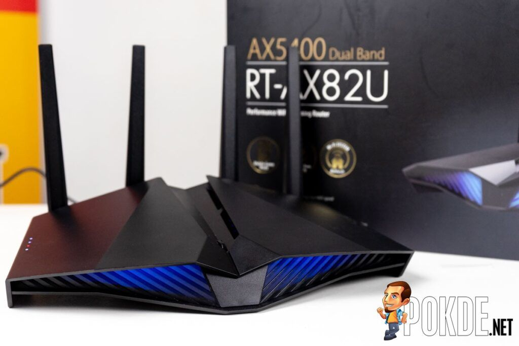 ASUS RT-AX82U AX5400 Review – A piece of art gaming router 40