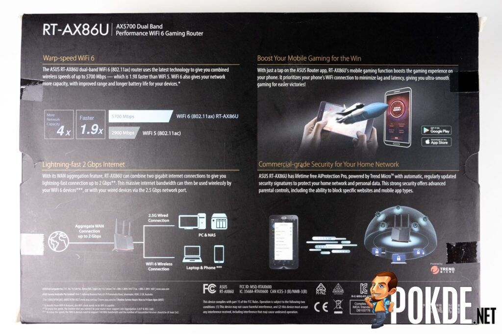 ASUS RT-AX86U AX5700 Gaming Router Review – When you demand for more 26