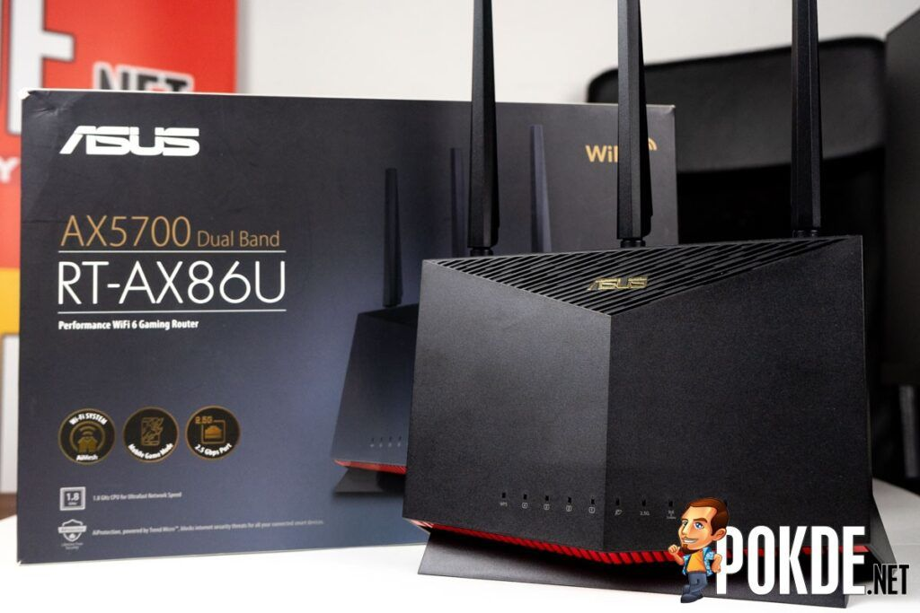 ASUS RT-AX86U AX5700 Gaming Router Review – When you demand for more 28