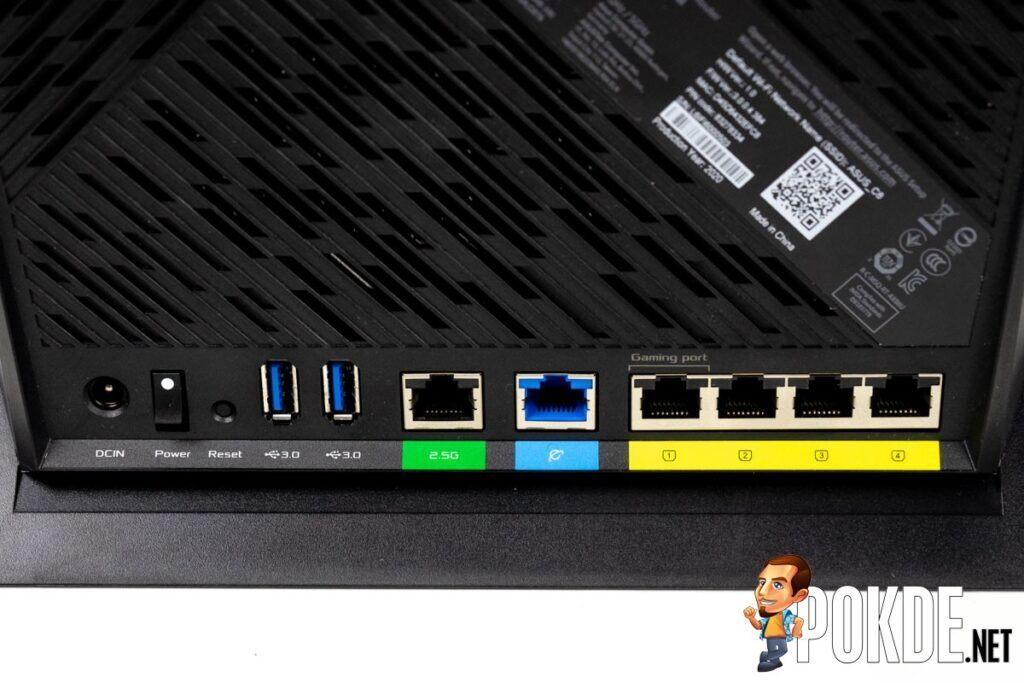 ASUS RT-AX86U AX5700 Gaming Router Review – When you demand for more 30