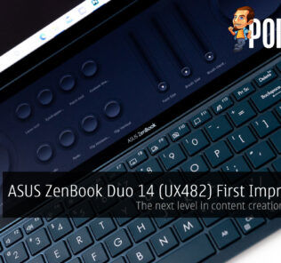 ASUS ZenBook Duo 14 (UX482) First Impressions — the next level in content creation on the go 32