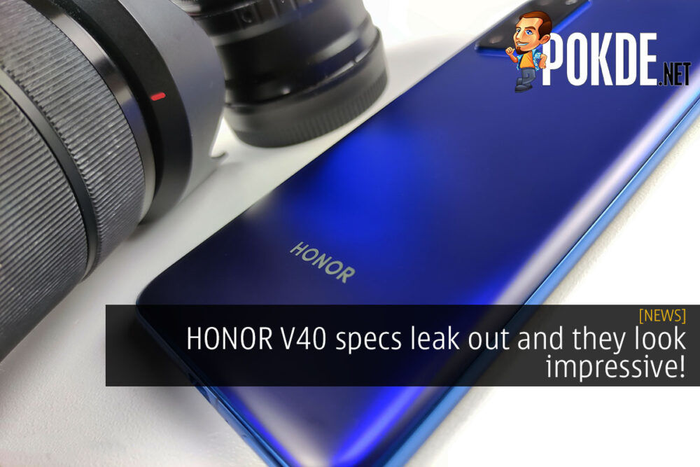 HONOR V40 specs leak out and they look impressive! 24