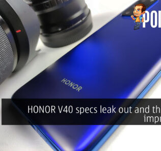 HONOR V40 specs leak out and they look impressive! 55