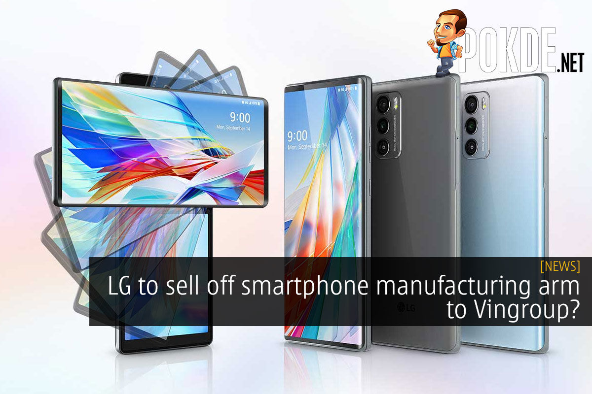 lg sell off smartphone manufacturing to vingroup cover