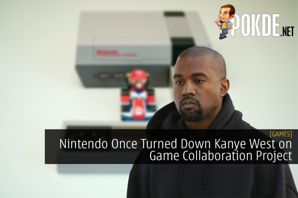 Nintendo Once Turned Down Kanye West on Game Collaboration Project