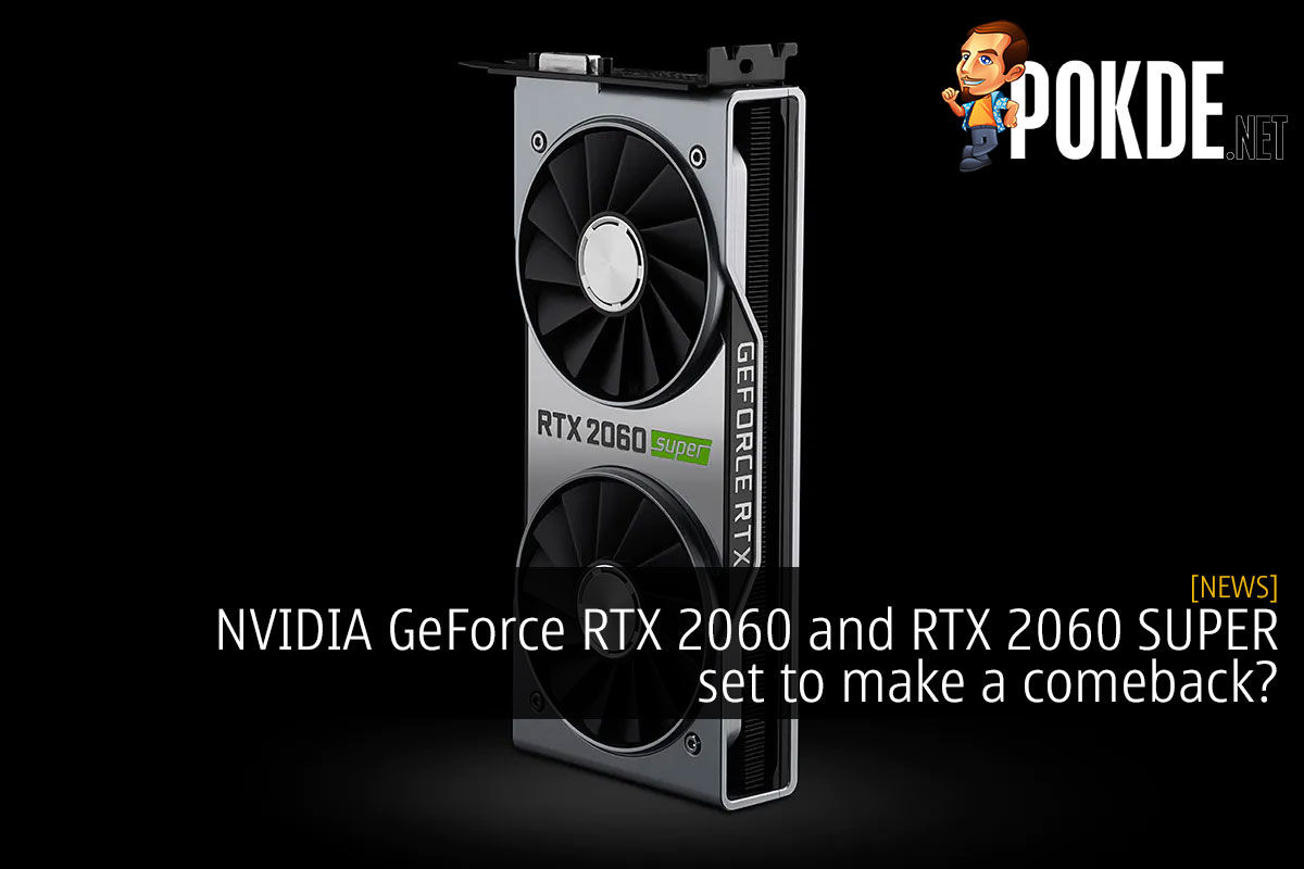 nvidia geforce rtx 2060 rtx 2060 super comeback cover