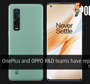 oneplus oppo r&d cover