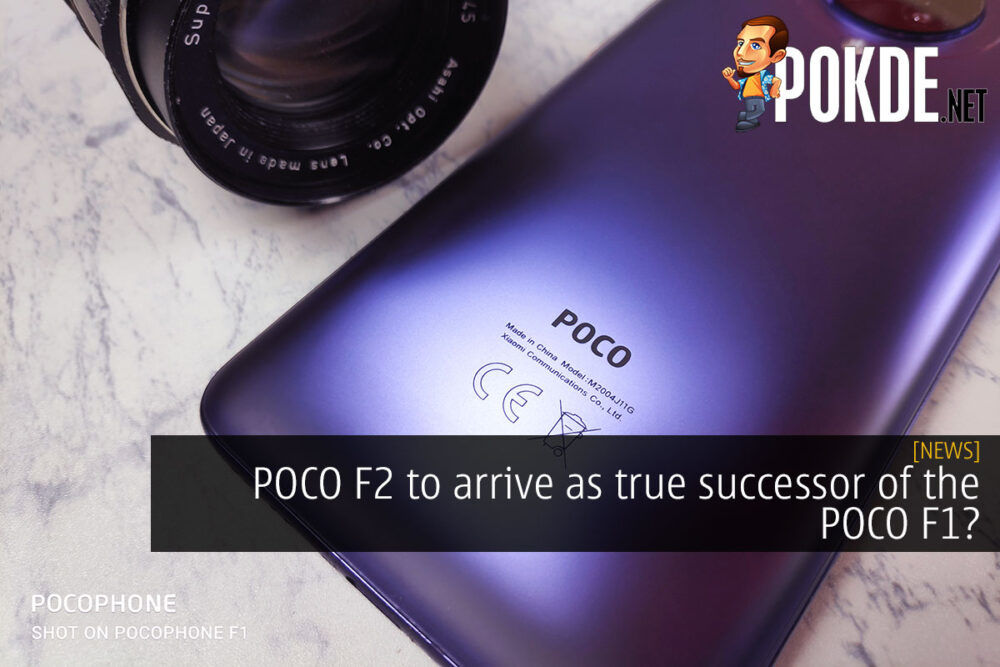 POCO F2 to arrive as true successor of the POCO F1? 24